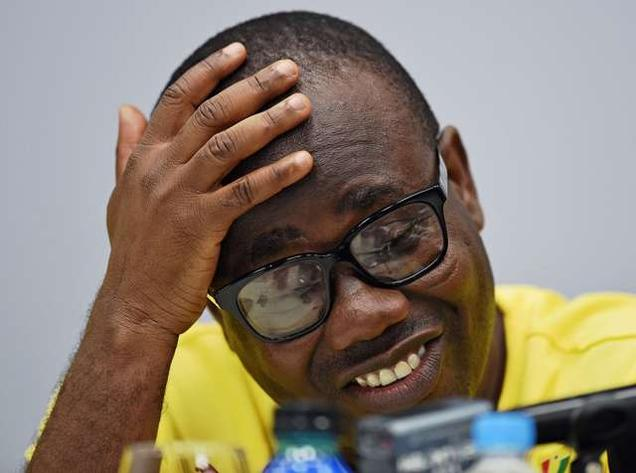 FIFA extends Kwasi Nyantakyi's suspension by 45 days