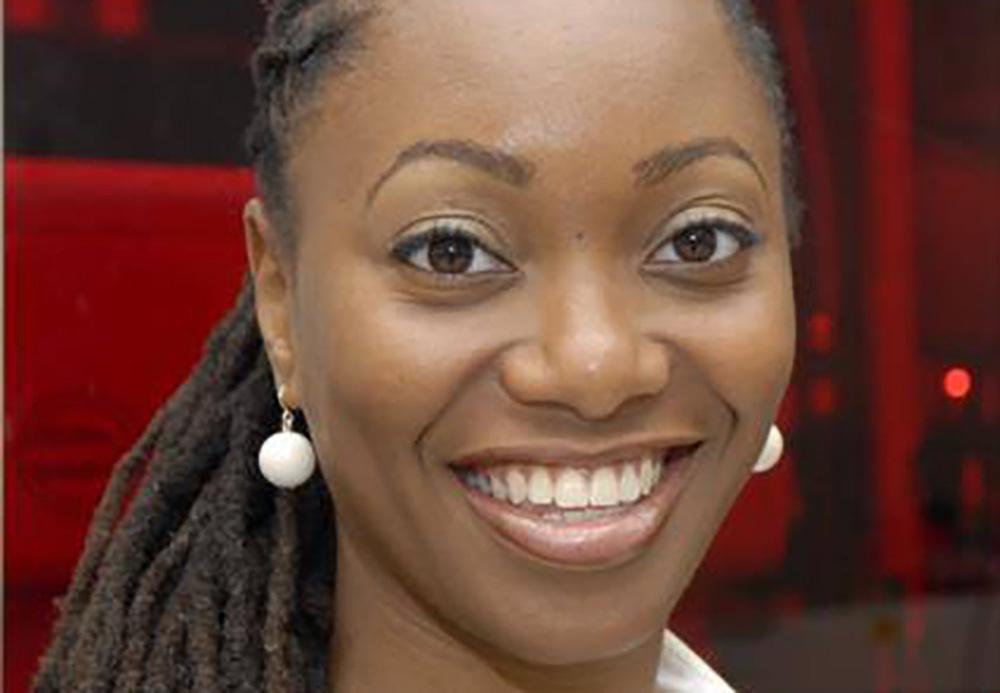 Black lady image