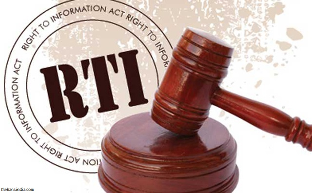 Parliament calls for contributions to the RTI Bill