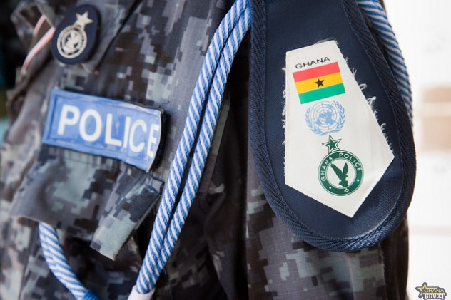 GHC45,000 theft: Policeman, toll collector arrested