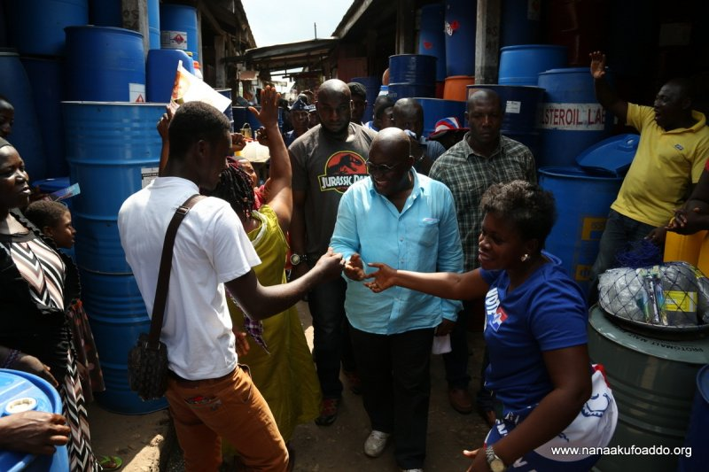 """Akufo-Addo Announces """"1-District-1 Factory"""" Policy"""