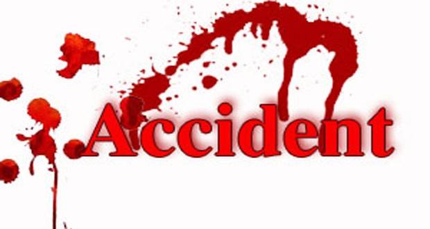 A/R: Cement truck crashes at Asenua; 2 in critical condition
