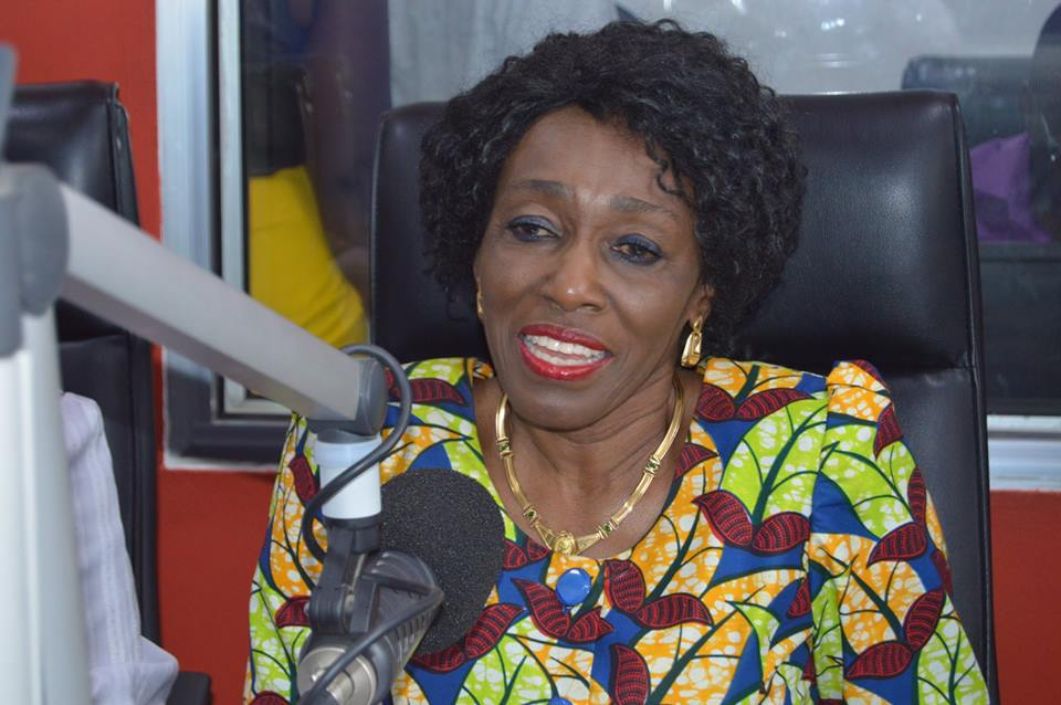 Akufo-Addo needs time to repair what you destroyed in 8yrs – Konadu tells NDC