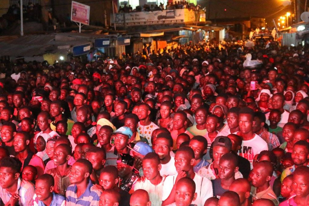 Nima Sallafest Crowd p