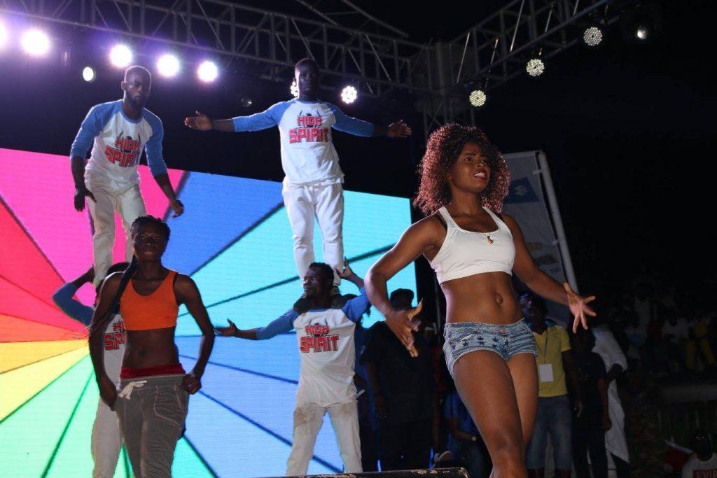 Nima Sallafest Dancers
