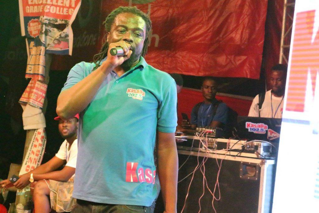 Nima Sallafest Kwame B