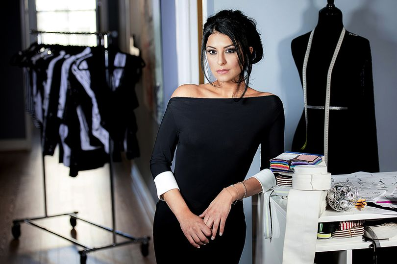 I Was Whipped For Wearing A Short Skirt Reveals Muslim Woman Who Left Iran To Become A Fashion Designer Kasapa102 5fm