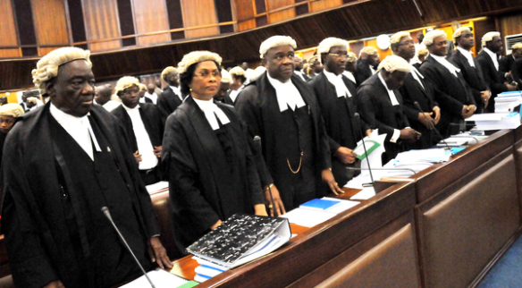 We're suffering now because of the attitude of NLC – Striking State Attorneys