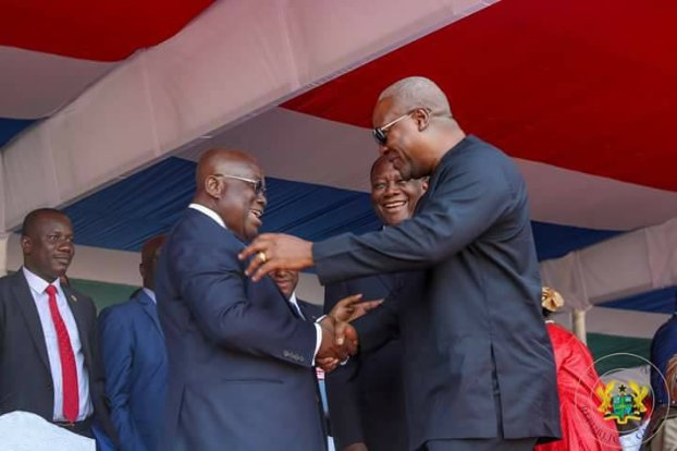 My projects are real – Mahama replies Akufo-Addo