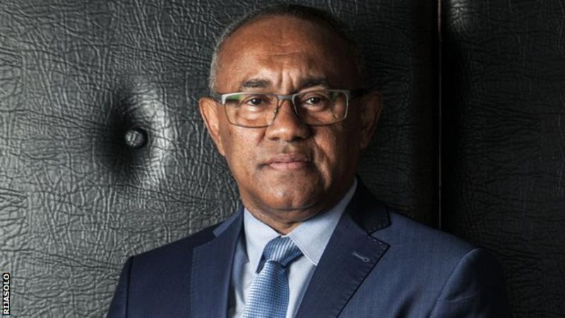 """CAF President launches """"CAF Pro"""" Diploma for coaches"""