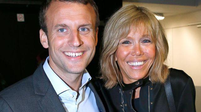 Image result for Brigitte Macron