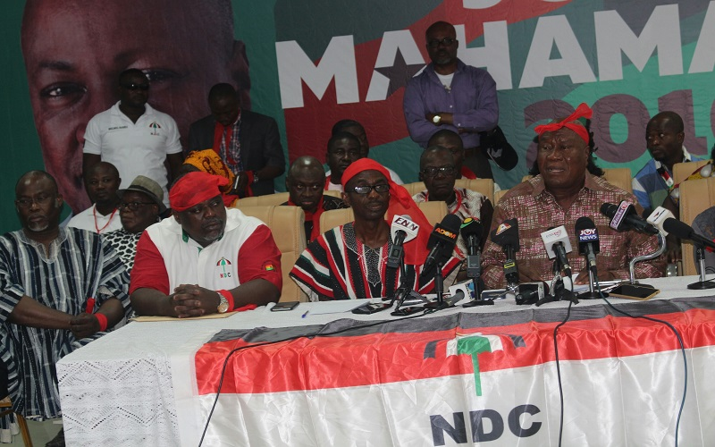 NPP Congress: We didn't attend because we're still mourning – NDC