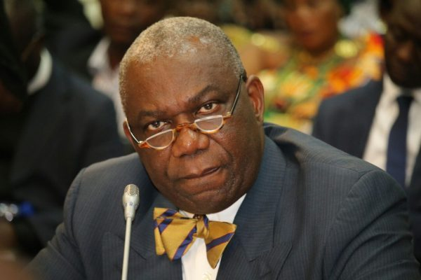 Substantiate threats to blow up oil facilities or face parliament – Minority to Agyarko
