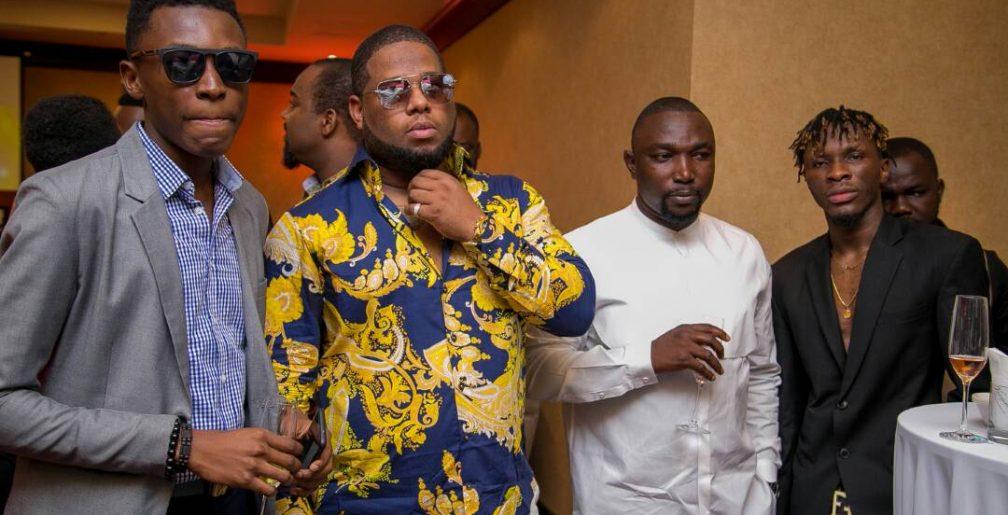PHOTOS: D Black unveiled as Brand Ambassador for Belaire