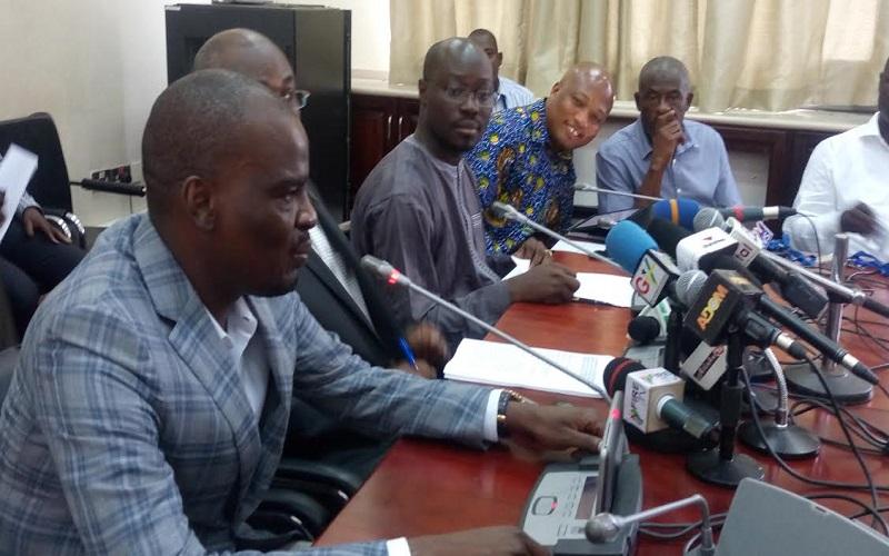 NDC MPs demand full disclosure of liquidation of Capital and UT Banks