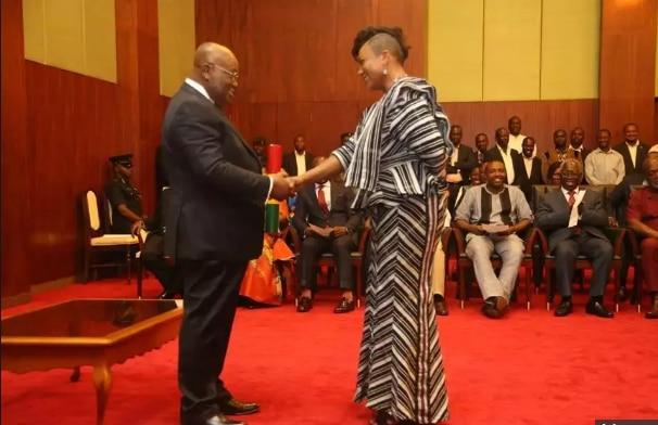 Otiko declines Akufo Addo's Ambassadorial job