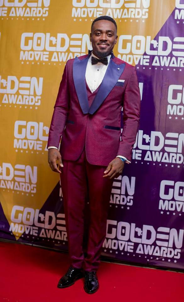 photos fashion at 2017 golden movie awards africa