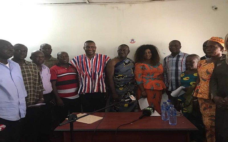 A/R: Wontumi inaugurates C'tee to oversee construction of NPP Regional office