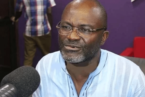 Ken Agyapong remote-controlling govt – Inusah Fuseini