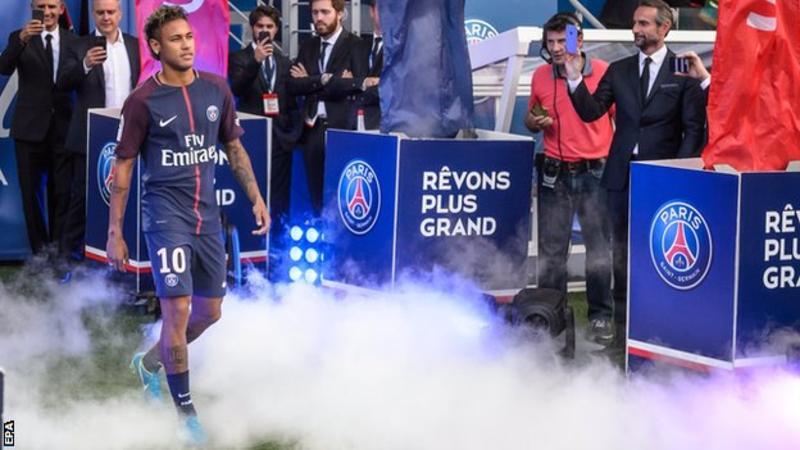 Neymar sues Barcelona over 26m euros unpaid loyalty bonus
