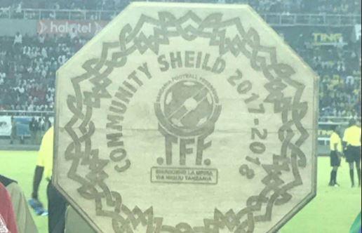 Tanzania football authority awards community 'sheild' by mistake
