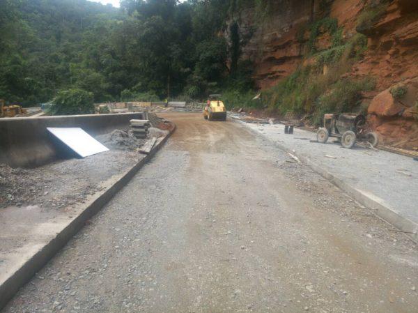 Nkawkaw-Atibie road sees improvement