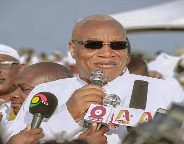 I stand by my decision to contest NDC Flagbearer race – Alabi