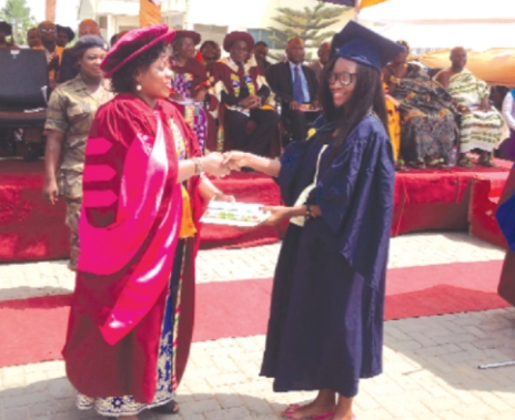 Gov't can't employ you – Minister tells graduates