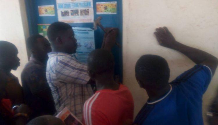 N/R: NPP Women Org. backs attack on School Feeding Pgrm Office