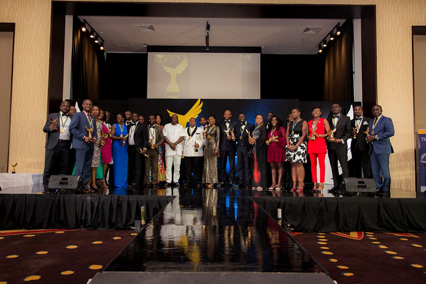 Full list of winners at 2017 forty Under 40 Award