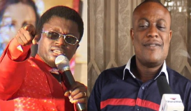 Prophet One 'snatched' my girlfriend – Dr Maurice Ampaw
