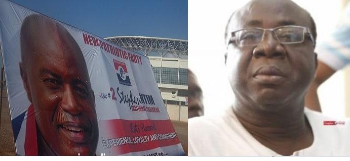 NPP Primaries: Blay, Ntim front runners in Chairmanship race- Ephson