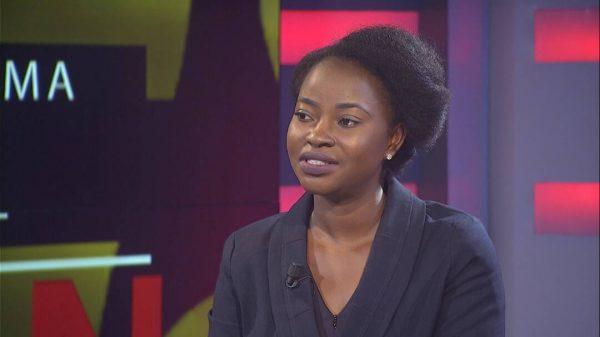 Major Mahama's wife secures job abroad