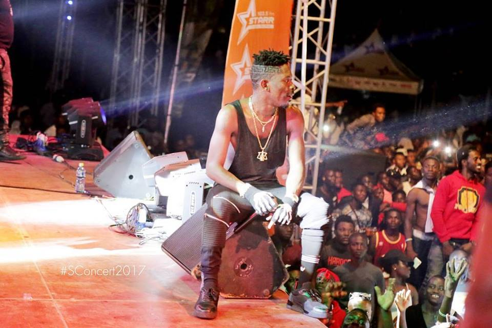"Shatta Wale thanks CharterHouse for making his SM fans ""feel respected"""