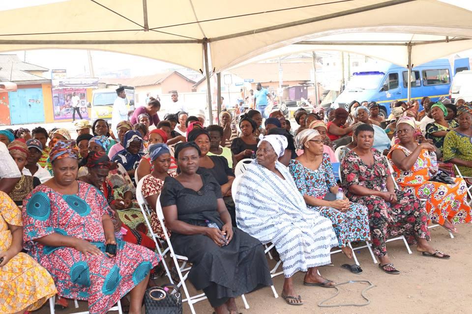 Kasapa FM donates to over 200 widows – SEE PHOTOS