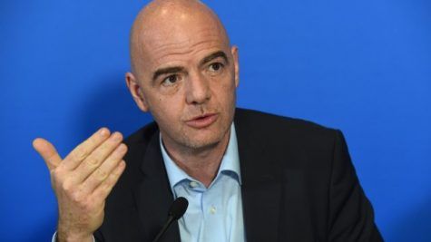 Russia 2018: FIFA Gives Jan 31 Deadline to decide bases