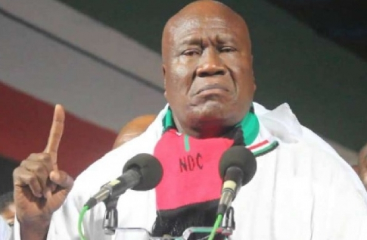 NDC suspends Chairman over misuse of funds
