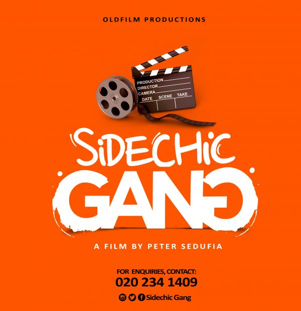 Producers of 'Keteke' movie announce new hilarious movie 'Sidechic Gang'