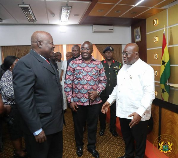SP Appointment: We almost lost hope in Akufo-Addo's anti-corruption fight – CDD