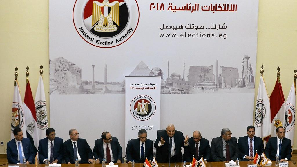 Egypt presidential election set for late March