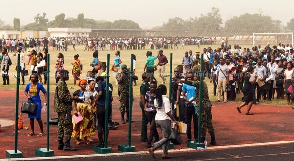 Stop selling Security Services recruitment forms – Ablakwa