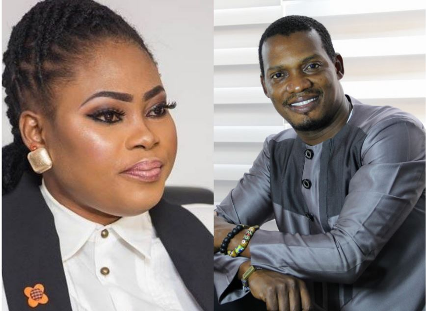 Kwesi Ernest is a cheat – Joyce Blessing
