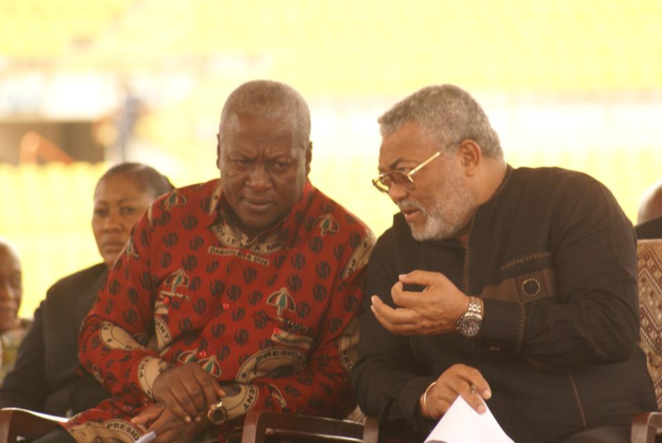 Mahama wasn't late at 31st Dec. event – LOC
