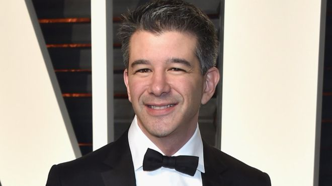 Uber founder officially a billionaire after $9.3bn investment deal
