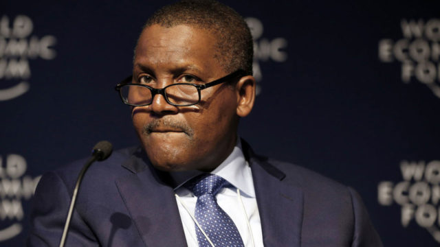 African billionaire fortunes rise on Forbes 2018 list
