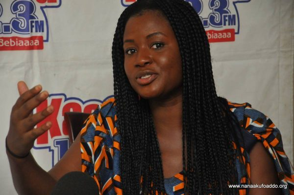 Akufo-Addo's daughter hasn't abandoned Job – Tourism Ministry