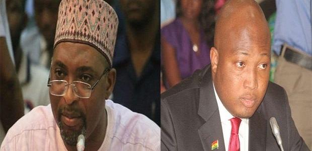 MEF considers suing Muntaka, Ablakwa for defamation