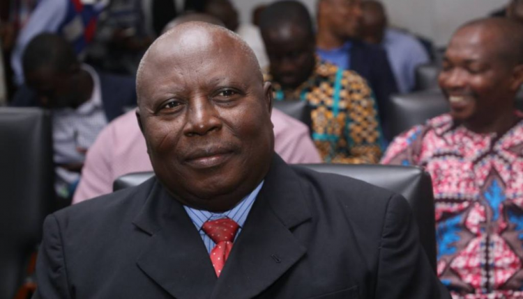 I'll fight corruption whether I'm approved or not – Amidu