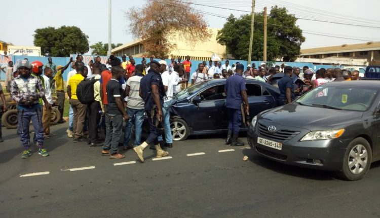 VIDEO: Daylight robbery at Industrial Area…2 injured
