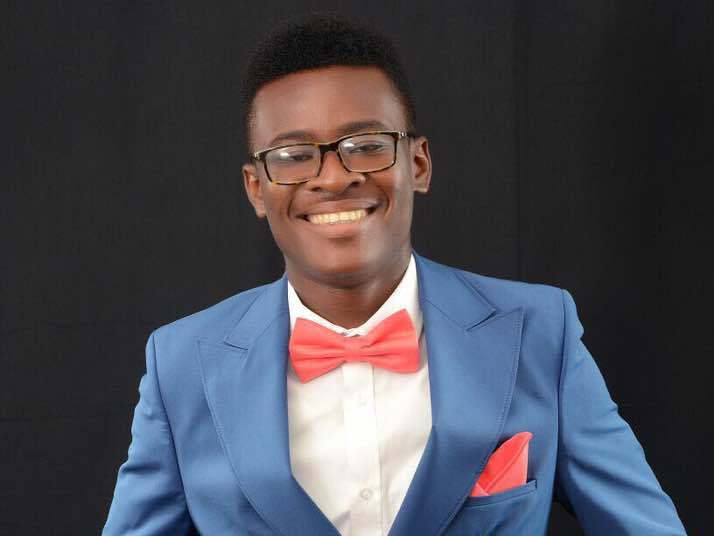 Meet Solomon Kekeli Semavor… The Youngest Chartered Accountant in Ghana